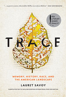 Trace: Memory, History, Race, and the American Landscape, by Lauret Savoy