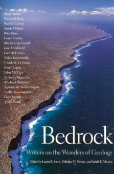 Bedrock, edited by Lauret Savoy