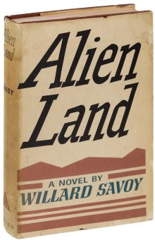 a first edition copy from 1949